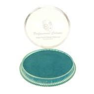 Schminkdoosjes en grimeer: Aqua-schmink metalic fel blauw