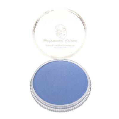 Aqua pastel schmink blauw