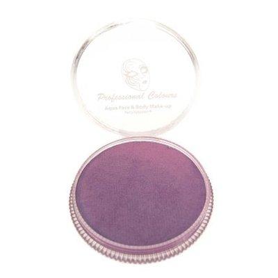 Grimeer en schmink op waterbasis metalic licht paars