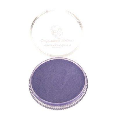 Grimeer en schmink op waterbasis metalic diep paars