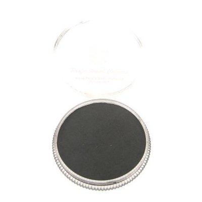 Grimeer en schmink op waterbasis metalic zwart