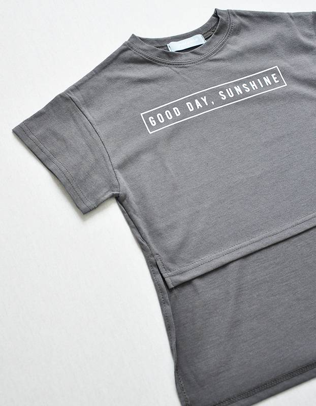 POISSON - Good day t-shirt