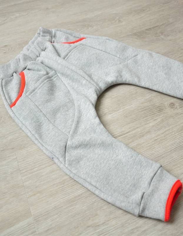 WHITESKETCHBOOK - Joggingbroek grijs