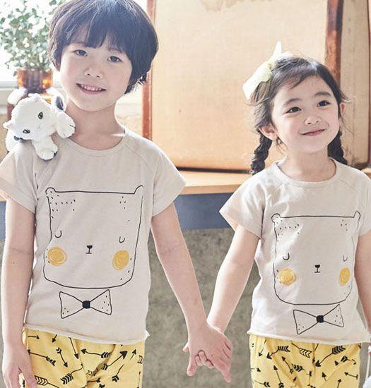 PUCO - Kinderpyjama beer