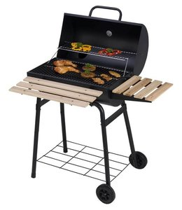 Barbecue-Grill Smoker
