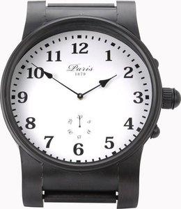 Metalen mega horlogeklok