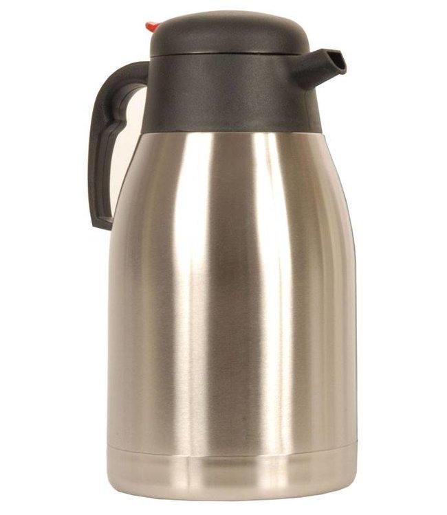 Roestvrijstalen isoleerkan, 2 liter