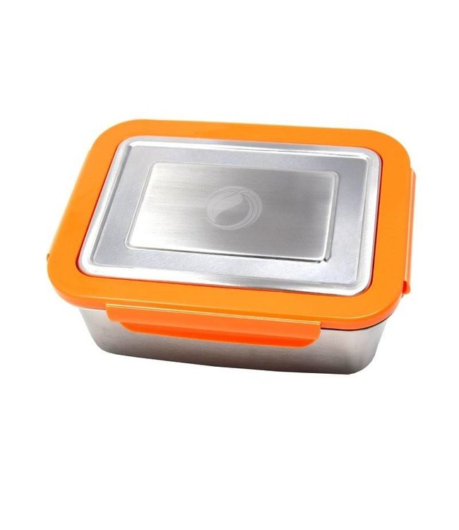 ECOtankas™ ECOtanka Lunchbox Oranje 2.0 Liter