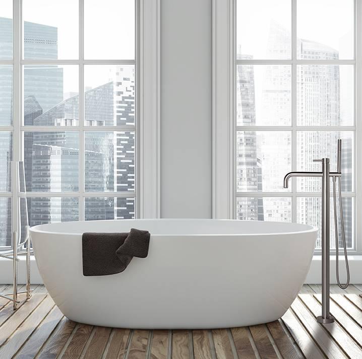 Met trots stellen we u voor aan Beldeaux RVS kranen en douches!