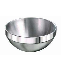 RVS Bowl, diameter 14 cm
