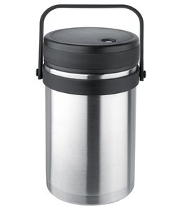 Isosteel Voedselcontainer RVS 1.5 liter