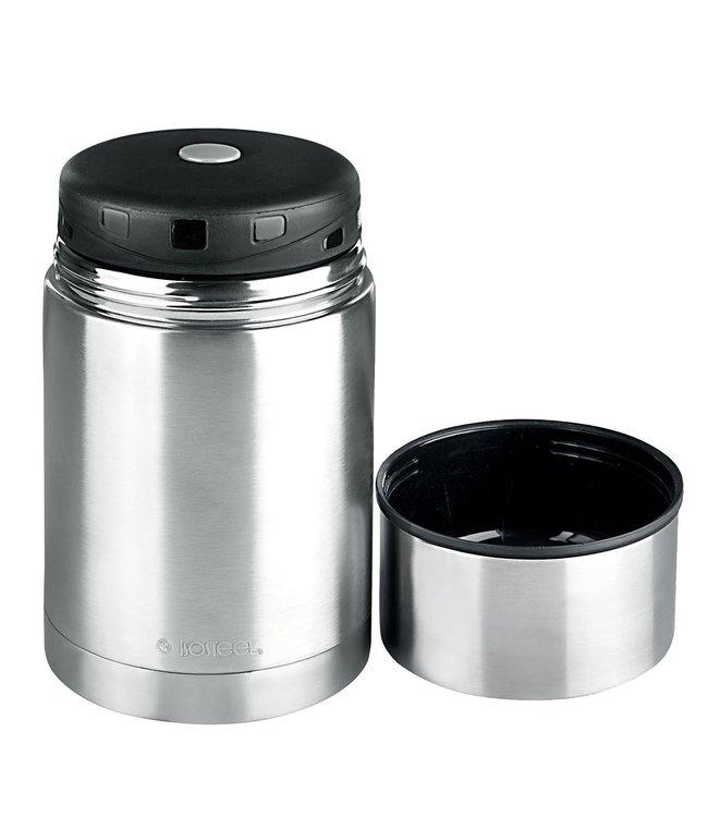 Isosteel RVS Voedselcontainer 0.75 liter