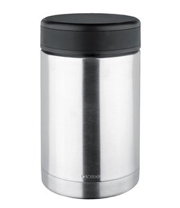 Isosteel RVS Voedselcontainer 0.5 liter