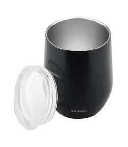 Isosteel RVS Dubbelwandige thermosbeker 0,36 Liter