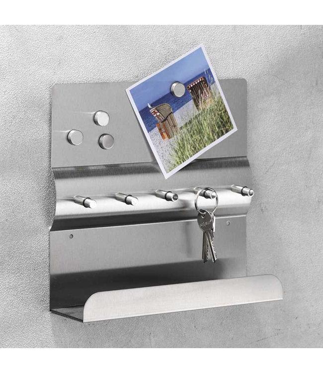 Sleutelrek - magneetbord