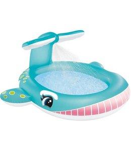 Intex Walvis Zwembad met sproeier