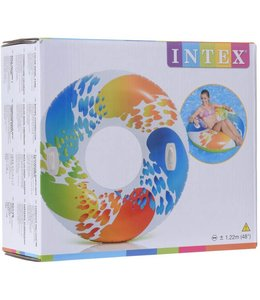 Intex Zwemband XL - met handvaten