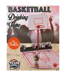 Basketball drinking game
