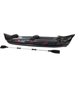 Pure4Fun - Kayak - opblaasbaar - 2 persoons