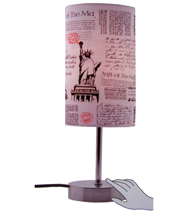 Touch lamp Vintage