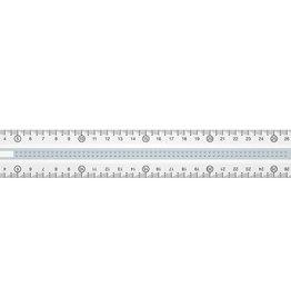 Faber Castell Faber Castell liniaal GRIP 30cm kunststof
