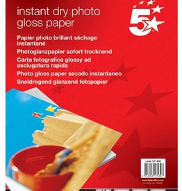 5 Star 5 Star glossy fotopapier ft A4, 175 g, pak van 50 vel
