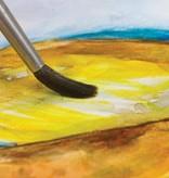 Gallery Gallery aquarelpenseel, blister met 6 penselen, nr 01 tot en met 06