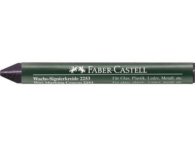 Faber Castell Faber Castell merkkrijt 2253 Blauw