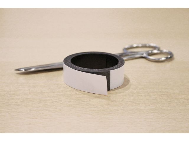 Kangaro Kangaro magneetband  zelf-klevend 25 mm x 1 meter - Copy