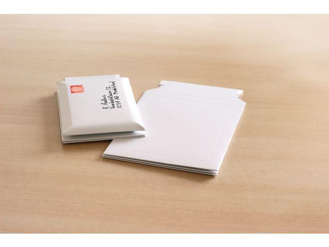 Raadhuis Raadhuis envelop 238x312mm karton wit 5 stuks