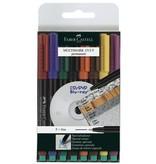 Faber Castell Faber Castell marker Multimark permanent F etui met 8 stuks