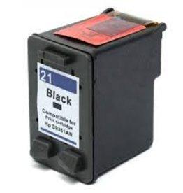 Hewlett-Packerd NuOffice HP 21 Remanufactured Inkt cartridge