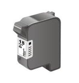 Hewlett-Packerd NuOffice HP 15 Inkt Cartridge