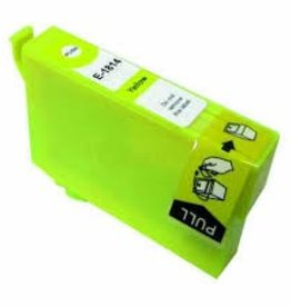 Epson NuOffice Epson T1814 XL Yellow Compatible inkt