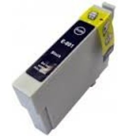 Epson NuOffice Epson T0801 Black Compatible inkt Cartridge