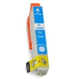 Epson NuOffice Epson T2632 CyanXL Compatible inkt cartridge