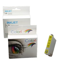Epson NuOffice Epson T7014 Yellow XL Compatible inkt cartridge