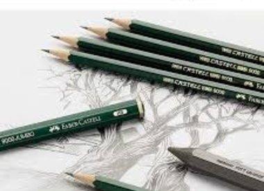 Grafiet Potloden