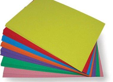 Gekleurd Papier diversen