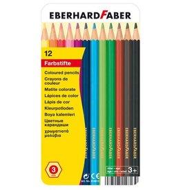 Eberhard Faber Eberhard Faber Classic metaaletui a 12 stuks