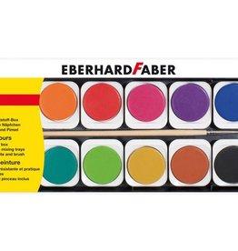 Eberhard Faber Eberhard Faber 12 kleuren VERFDOOS