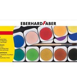 Eberhard Faber Eberhard Faber 24 kleuren VERFDOOS