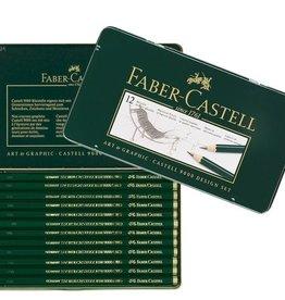 Faber Castell Faber Castell 9000 potlood Designset