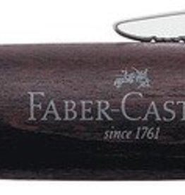 Faber Castell Faber Castell E-motion chroom donkerbruin vulpotlood perenhout