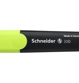 Schneider tekstmarker Schneider Job 150 geel