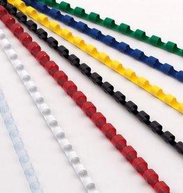 ProfiOffice bindruggen ProfiOffice 21 rings 100 stuks 6mm groen