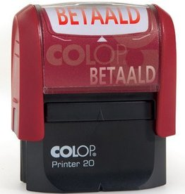 Colop Colop formulestempel Printer BETAALD