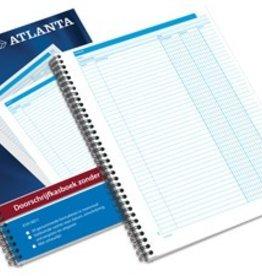 Atlanta Atlanta DOORSCHRIJF KASBOEK 297X210MM