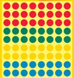 Avery Zweckform AVERY Ronde etiketten D8MM 416ST ASS