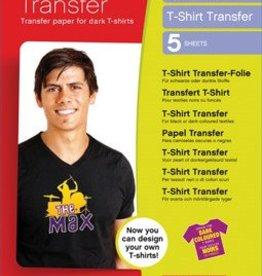 Decadry Decadry T-shirt Transfer Paper 5 pagina's GEKLEURD
